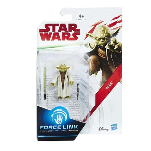 figura force link yoda star wars