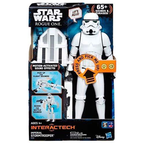 figura stormtrooper star wars 30cm