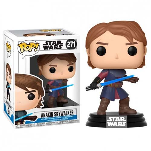 funko pop anakin clone wars star wars