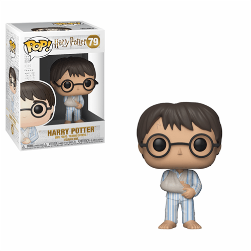 funko pop harry potter pijama harry potter