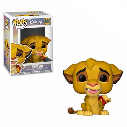funko pop simba el rey león disney