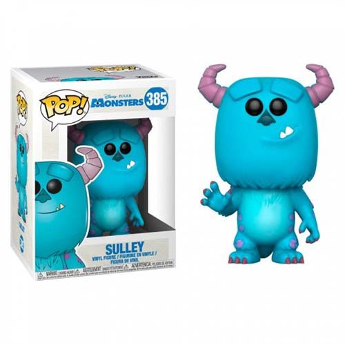 funko pop sulley monstruos disney