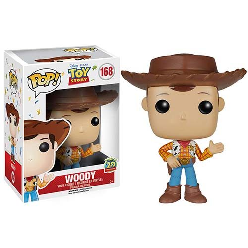funko pop woody toy story disney