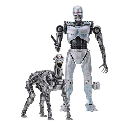 pack figuras endocop terminator dog