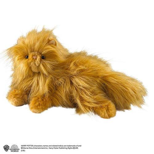 peluche crookshanks harry potter