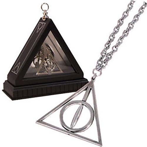 replica colgante reliquias xenophilius lovegood harry potter 2
