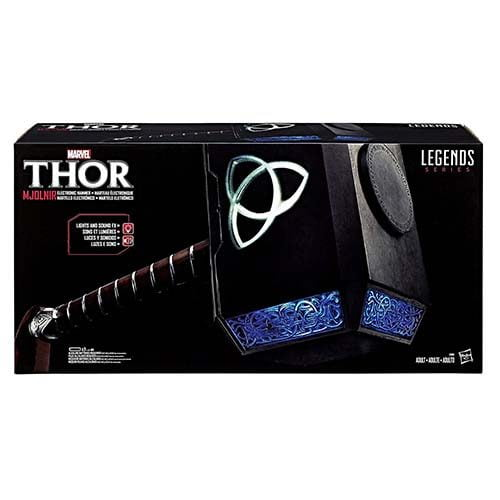 replica mjolnir thor marvel legends marvel 2