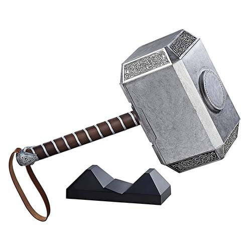 replica mjolnir thor marvel legends marvel