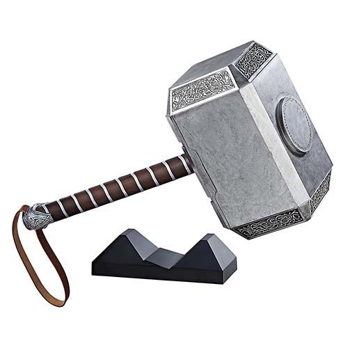 replica mjolnir thor marvel legends marvel