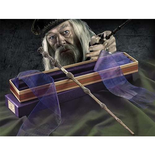 replica varita albus dumbledore harry potter 2