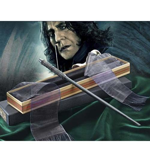 replica varita severus snape harry potter 2