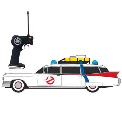 vehiculo radiocontrol ecto1 cazafantasmas