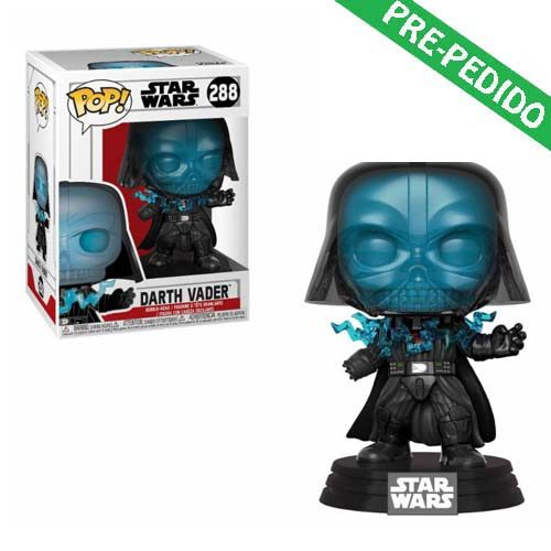 funko pop darth vader electrocuted star wars