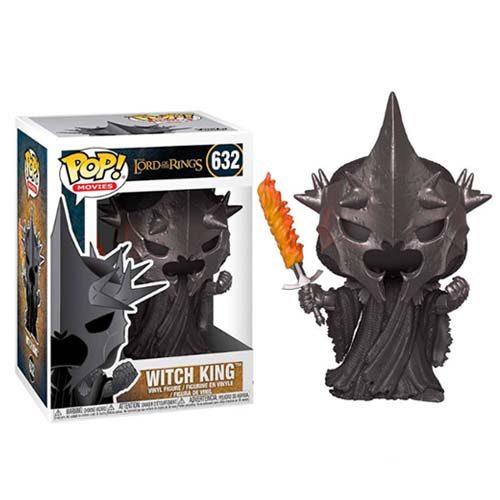 funko pop witch king el señor de los anillos