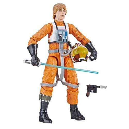 figura luke skywalker black series archive star wars 1