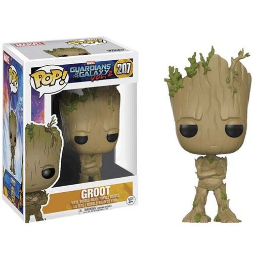 funko pop groot teenage guardianes de la galaxia 2 marvel