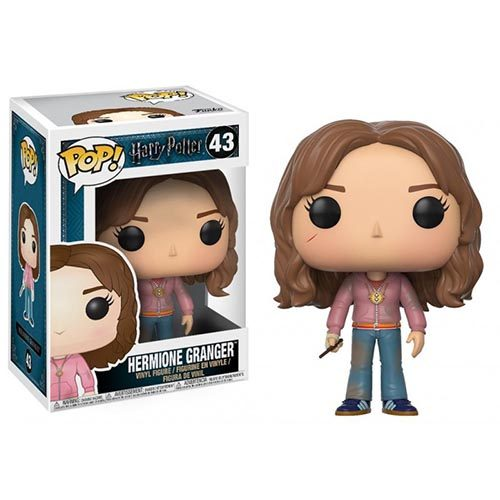 funko pop hermione with time turner harry potter