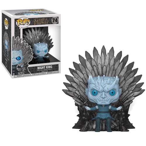 funko pop night king trono juego de tronos