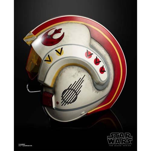 casco electrónico star wars luke skywalker