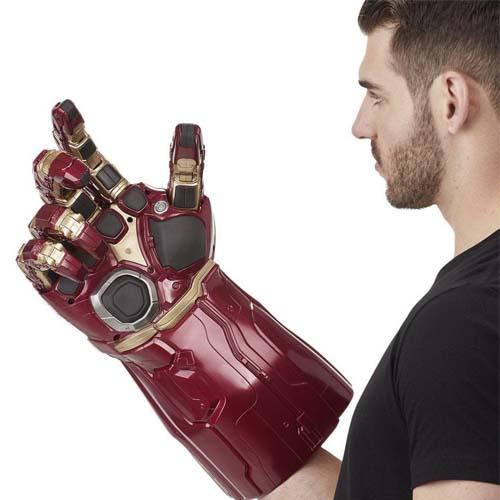 Réplica Nano Guantalete Iron Man Marvel