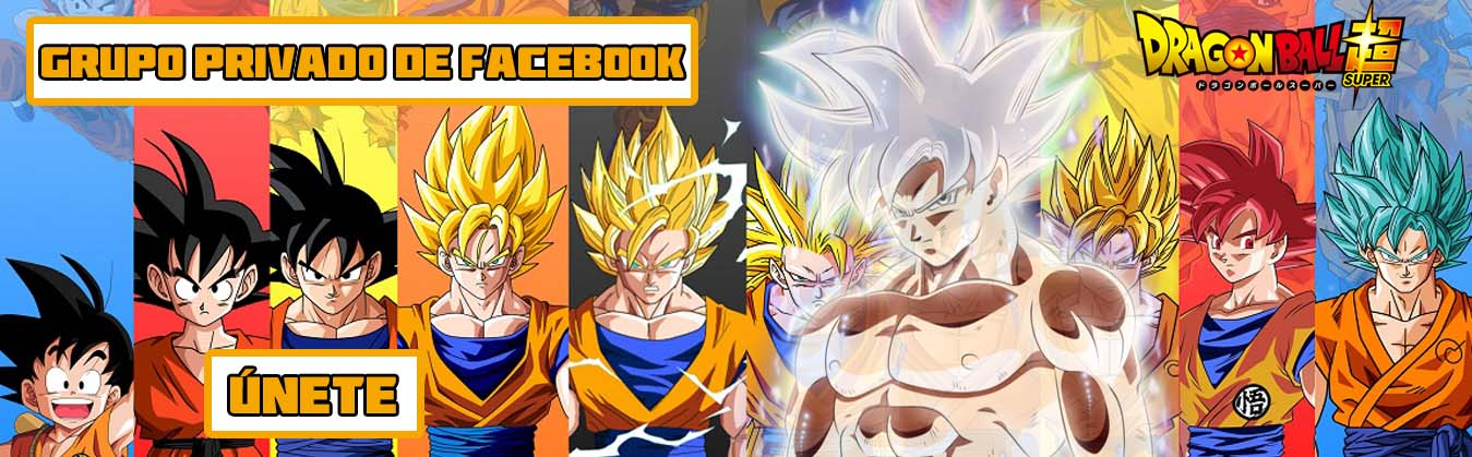 banner dragon ball grupo facebook