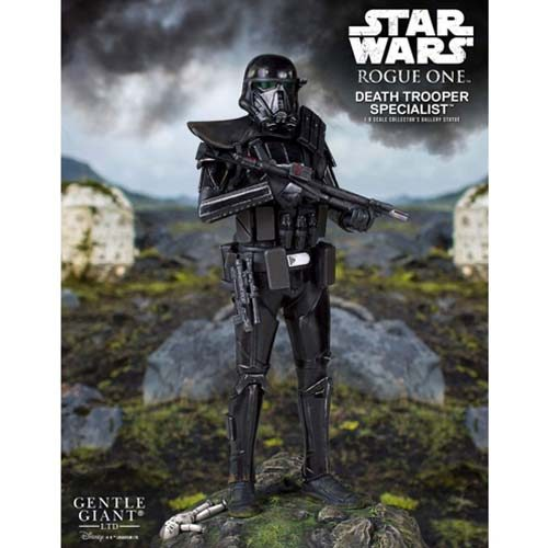 estatua deathtrooper star wars