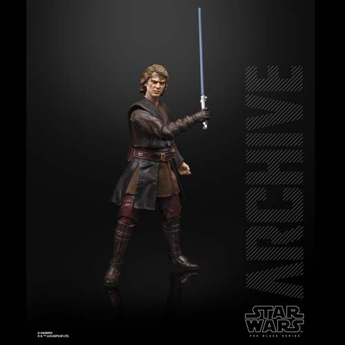 figura anakin skywalker black series