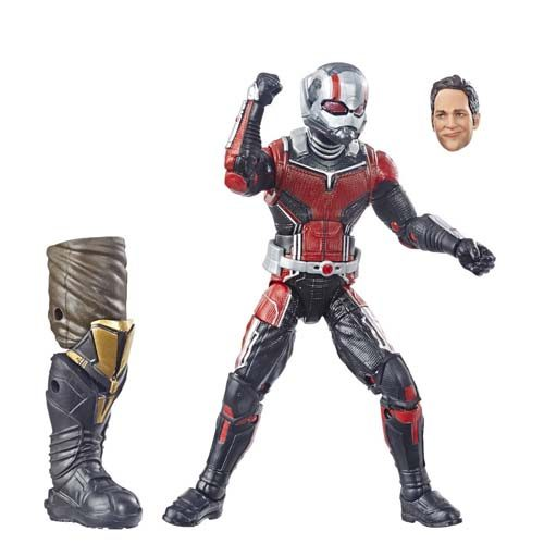figura ant man marvel legends 15 cm