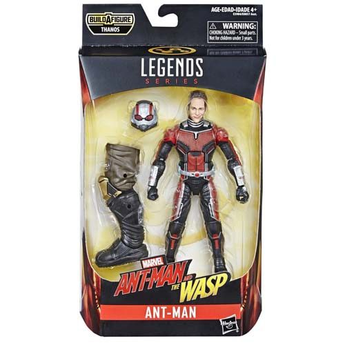 figura ant man marvel legends