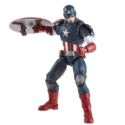 figura marvel capitán américa
