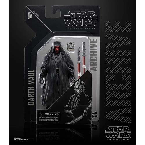 figura darth maul black series