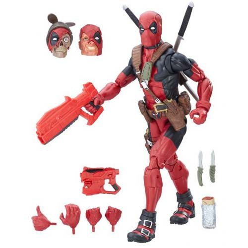 figura deadpool marvel
