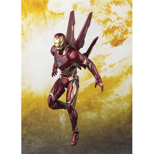 figura iron sh figuarts infinity war
