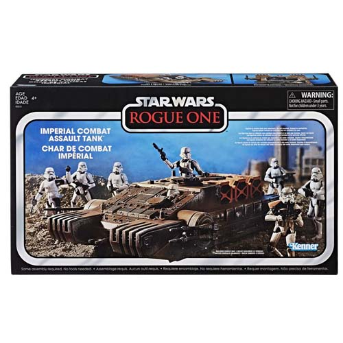 vehículo star wars tanque imperial