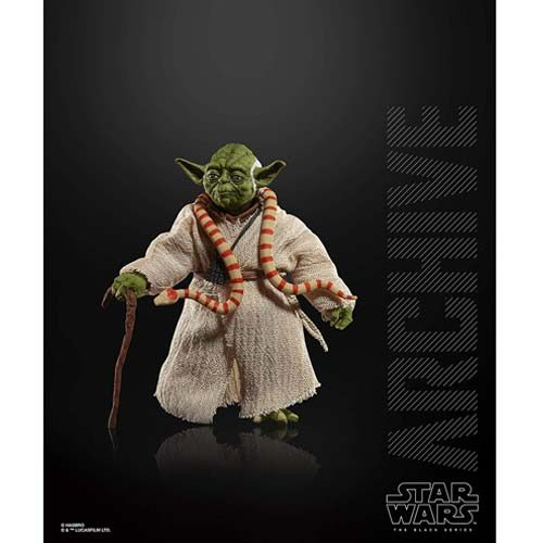 figura black series yoda