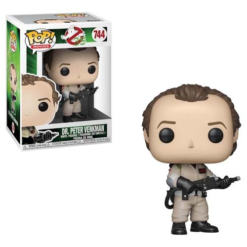 funko pop dr peter venkman