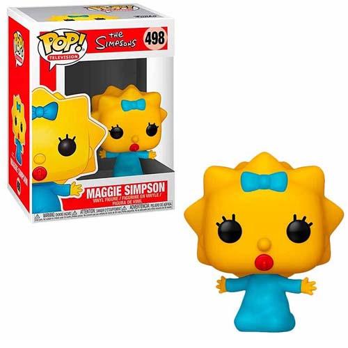 funko pop maggie the simpson