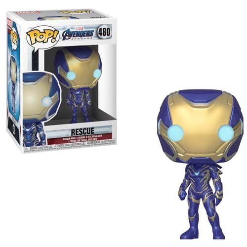 funko pop rescue marvel