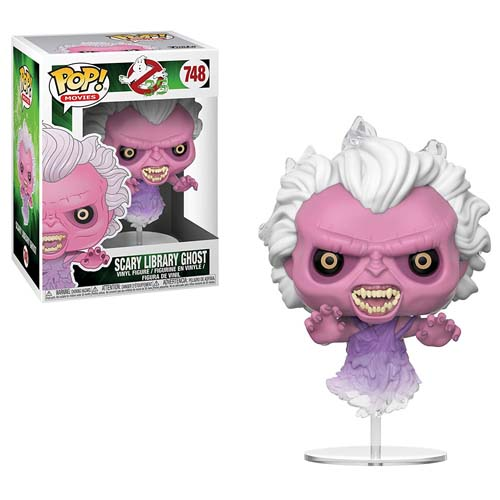 funko pop scary library ghost