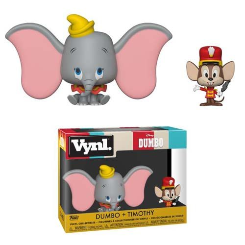 pack funko vynl dumbo and timothy