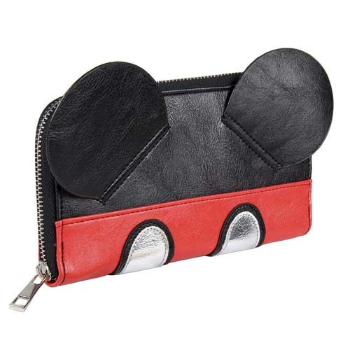 cartera billetero mickey disney