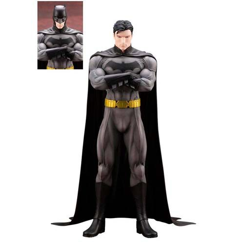 estatua batman 1st edición dc comics