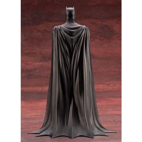 estatua batman 1st edición dc comics