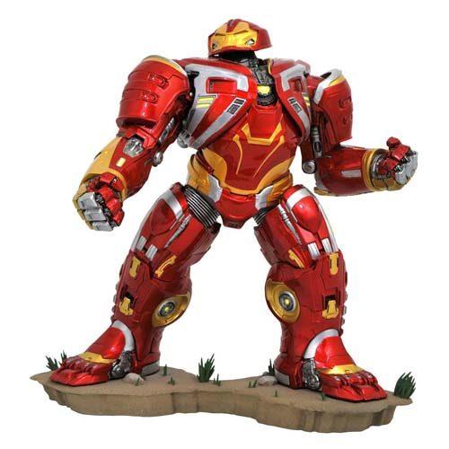 estatua hulkbuster vengadores infinity war