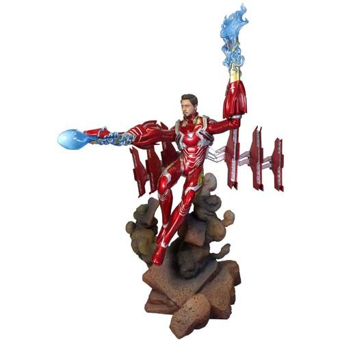 estatua iron man m50 marvel