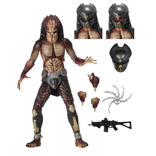 figura predator land escape