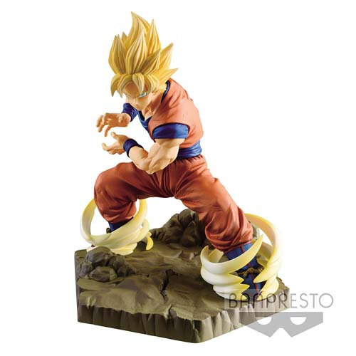 figura goku absolute perfection dragon ball