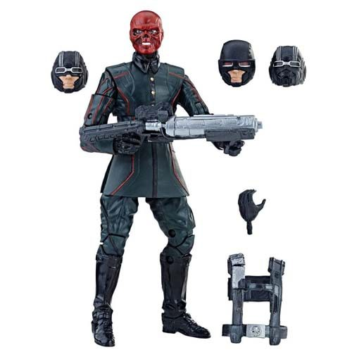 figura red skul marvel legends