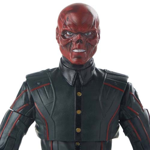 figura red skul marvel legends