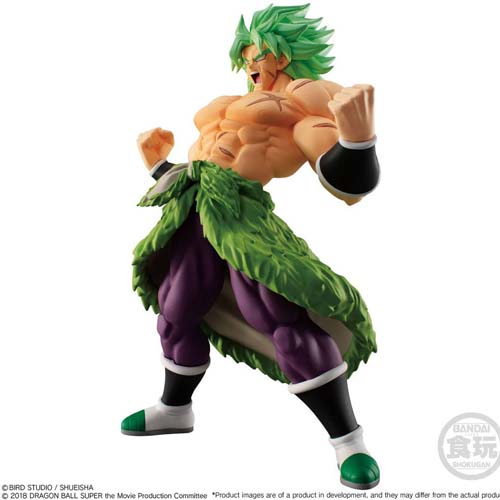 figura super saiyan broly dragon ball super